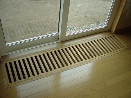 掃き出し窓の結露対策