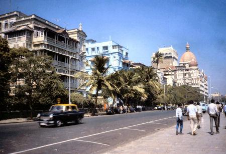 ムンバイ・タージ・マハル・ホテル
