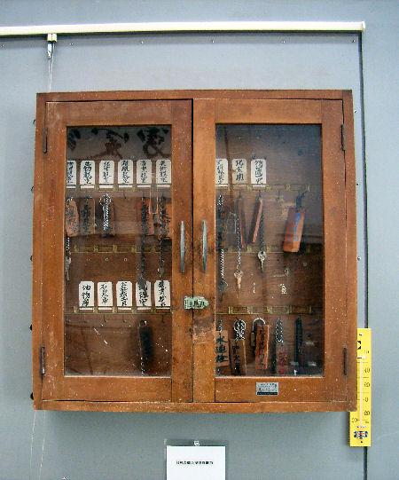 鍵の保管箱