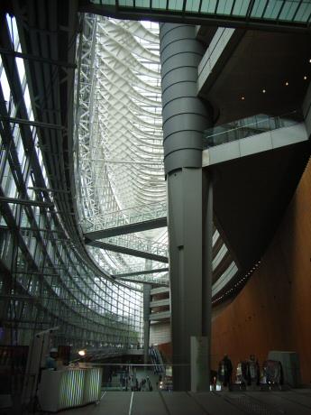 東京国際フォーラム内部